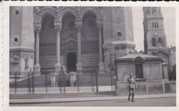 MINI-PHOTO---69---LYON--Basilique Notre Dame De Fourvière---voir 2 Scans - Photographie