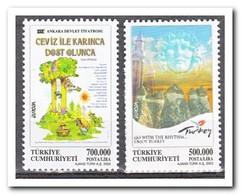 Turkije 2003, Postfris MNH, Europe, Cept - 1921-... Republiek