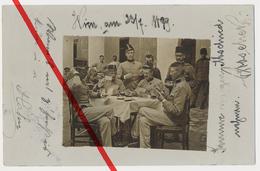Original Foto - Wien - Juli 1899 - K.u.k. Soldaten - Scharfe Detailreiche Aufnahme - Vienna