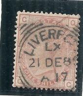 // N° 54 Rouge Brun (13) Côte 450€ - 1840-1901 (Viktoria)