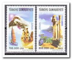 Turkije 2004, Postfris MNH, Europe, Cept - 1921-... Republiek