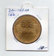 Danimarca - 1960 - Medaglia  150° Danmarks Sparekasser 1810-1960 - (MW1260) - Non Classificati