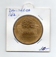 Danimarca - 1960 - Medaglia  150° Danmarks Sparekasser 1810-1960 - (MW1260) - Tokens & Medals