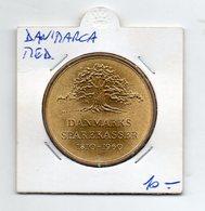 Danimarca - 1960 - Medaglia  150° Danmarks Sparekasser 1810-1960 - (MW1261) - Tokens & Medals