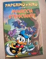 MONDOSORPRESA, PAPERINO E KIRO CONTRO LA MINACCIA STRISCIANTE, 2011 DISNEY - Disney