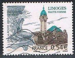 FRANCE : N° 4029 Oblitéré (Limoges -Haute Vienne-) - PRIX FIXE - - Usati
