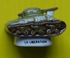 Fève  2007 Perso Rare - 175 Ans De Belgique -  La Libération - Char - Réf AFF 2007 39 - Pays