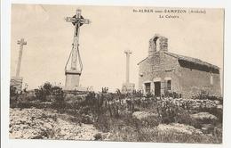 07 Saint Alban Sous Sampzon, Le Calvaire (2640) L300 - Francia