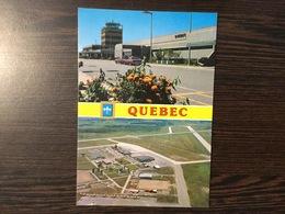 AK  AERODROME  AIRPORT QUEBEC - Aerodrome
