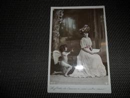Femme ( 605 )  Vrouw  Angelot - Femmes