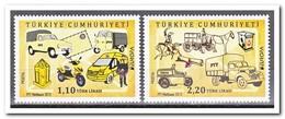 Turkije 2013, Postfris MNH, Europe, Cept, Transport - Ongebruikt