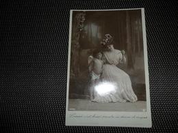 Femme ( 606 )  Vrouw  Angelot - Femmes