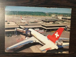 AK  AERODROM  AIRPORT  ZÜRICH - Aerodrome