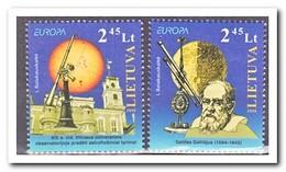 Litouwen 2009, Postfris MNH, Europe, Cept, Astronomie - Litouwen