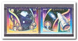 Letland 2009, Postfris MNH, Europe, Cept, Astronomie - Letland