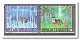 Letland 2011, Postfris MNH, Europe, Cept, Animals, Trees - Letland