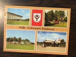 AK  AERODROME  AIRPORT HALLE - Aerodrome