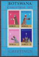 A1161 - BOTSWANA BF Yv N°5 ** NOEL - Botswana (1966-...)