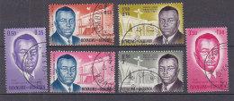 A0116 - BURUNDI Yv N°43/48 STADE - Burundi