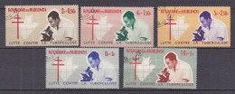 A0121 - BURUNDI Yv N°118/22 TUBERCOLOSE - Burundi