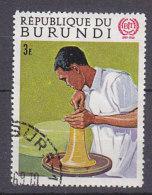 A0123 - BURUNDI Yv N°318 OIT - Burundi