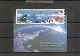 Chili - Antarctique ( BF 38 XXX -MNH) - Chile
