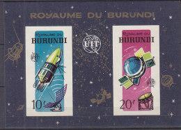 A1165 - BURUNDI BF Yv N°7 ND ** UIT ESPACE - Burundi