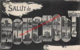 Salut De Bouchout - 1909 - Boechout - Boechout