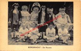 Borgerhout - De Reuzen - Antwerpen - Antwerpen