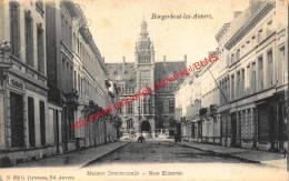 Borgerhout - Maison Communale - Rue Eliaerts - G. Hermans 252 - Antwerpen - Antwerpen