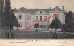 Kasteel Van Moretus - 1906 - Boechout - Boechout