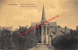Vieux-Dieu - Achterkant Der Kerk - Oude-God - Mortsel - Mortsel