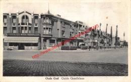 Oude God - Guido Gezellelaan - Cafe Monico - Mortsel - Mortsel
