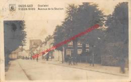 Statielei - Oude-God - Vieux-Dieu - Mortsel - Mortsel