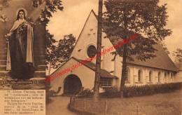 Luyhaegen - Kerk H. Theresia Van 't Kind Jesus - Mortsel - Mortsel