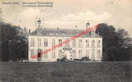 Deurne-Zuid - Het Kasteel Boekenberg - 1912 - Antwerpen - Antwerpen