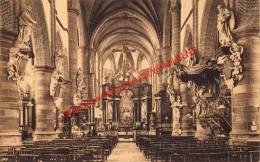 Binnenzicht Der St. Amanduskerk - Geel - Geel