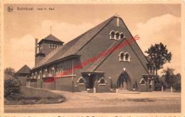 Kerk H. Hart - Kalmthout - Kalmthout