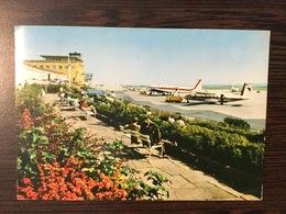 AK  AERODROME  AIRPORT  STUTTGART - Aerodrome