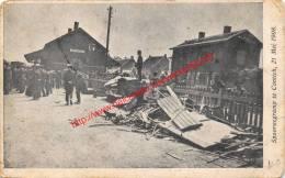 Catastrophe De Contich - 21 Mei 1908 - Trein - Kontich - Kontich
