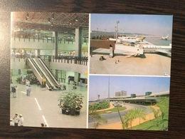 AK  AERODROME  AIRPORT  SAO PAULO - Aerodrome