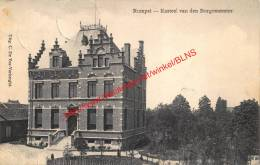 Kasteel Van Den Burgemeester - 1913 - Rumst - Rumst
