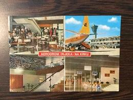 AK  AERODROME  AIRPORT  KRK - Aerodrome