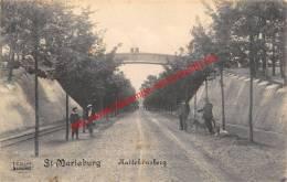 Kattekensberg - St-Mariaburg - Brasschaat - Brasschaat
