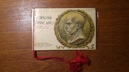 """Calendarietto Profumato """"scipione L'africano"""" 1938 Kaliklor Pasta Dentifricia - Formato Piccolo : 1921-40"""