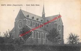 Kerk Sinte Anna - Zwijndrecht - Zwijndrecht