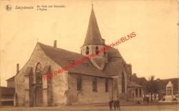 De Kerk Met Voorplein - Zwijndrecht - Zwijndrecht