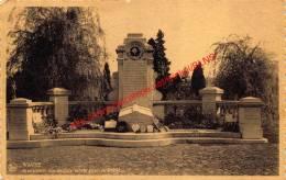 Monument Des Soladats Morts Pour La Patrie - Wavre - Wavre