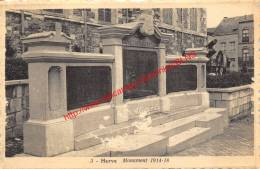 Monument 1914-18 - Herve - Herve