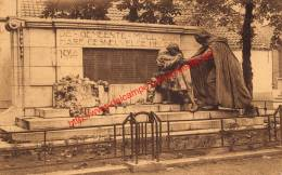 Standbeeld Van Den Oorlog 1914-1918 - Mol - Mol